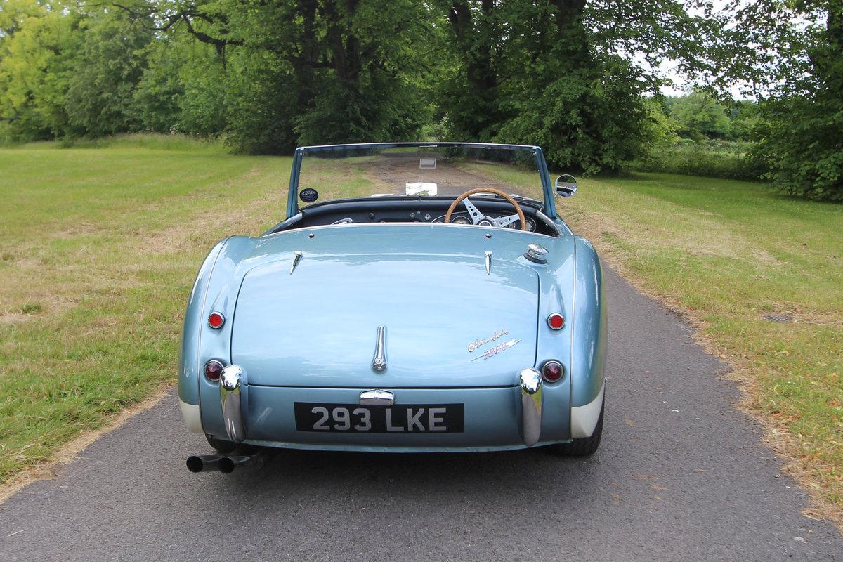 1959 Austin Healey 3000 MkI BN7, UK RHD, Restored & Upgraded SOLD (picture 3 of 6)