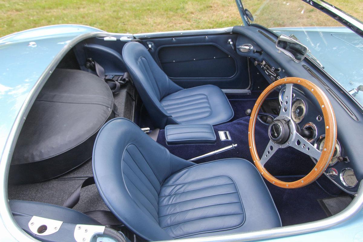 1959 Austin Healey 3000 MkI BN7, UK RHD, Restored & Upgraded SOLD (picture 4 of 6)