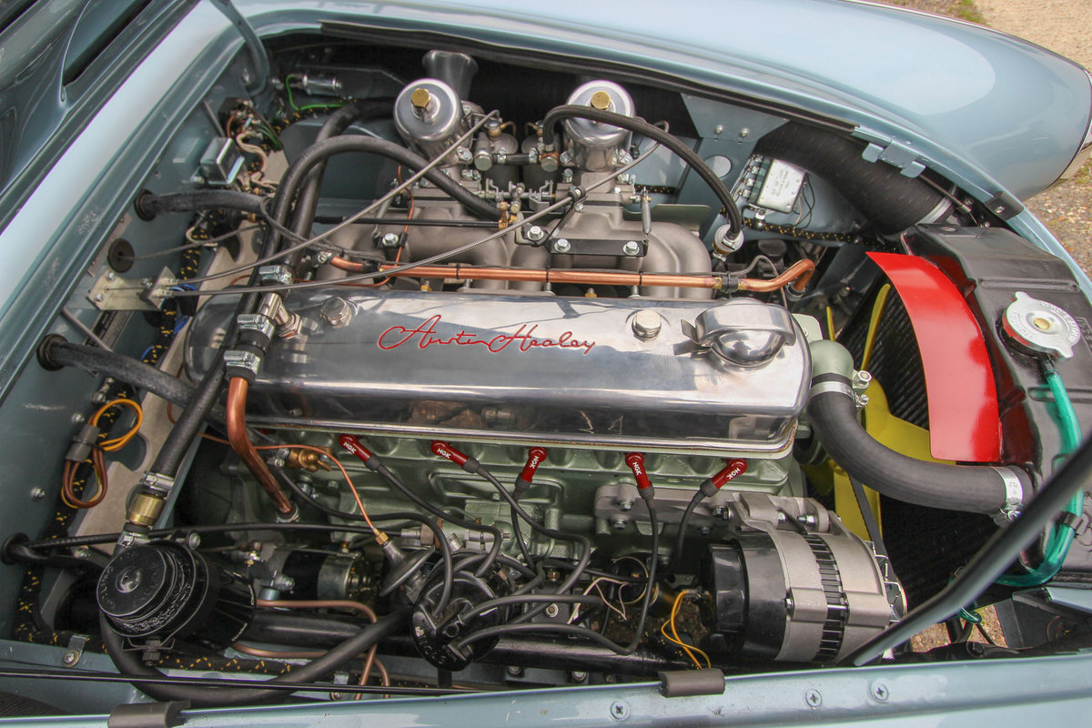 1959 Austin Healey 3000 MkI BN7, UK RHD, Restored & Upgraded SOLD (picture 5 of 6)