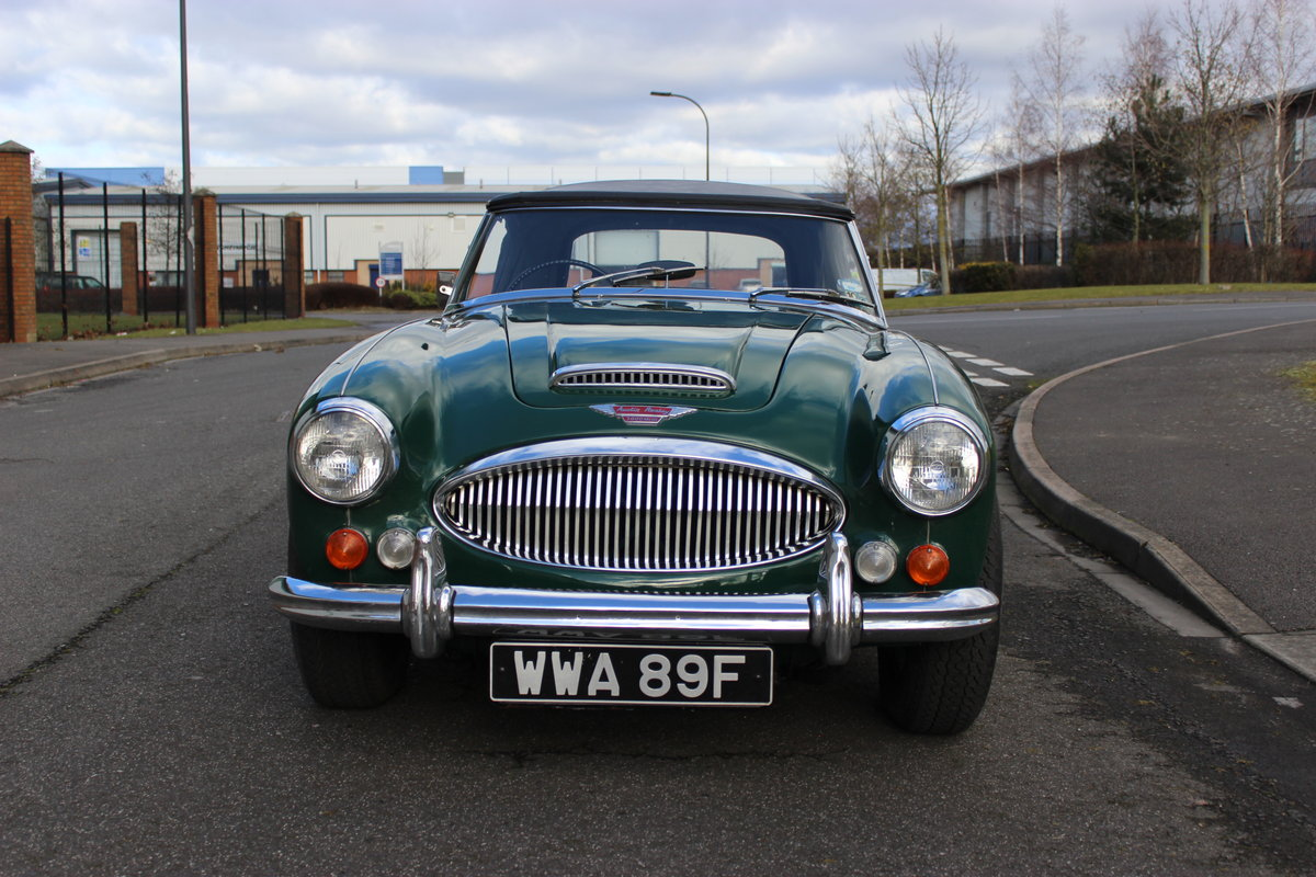 1967 Stunning example of a classic sports car  For Sale (picture 2 of 6)