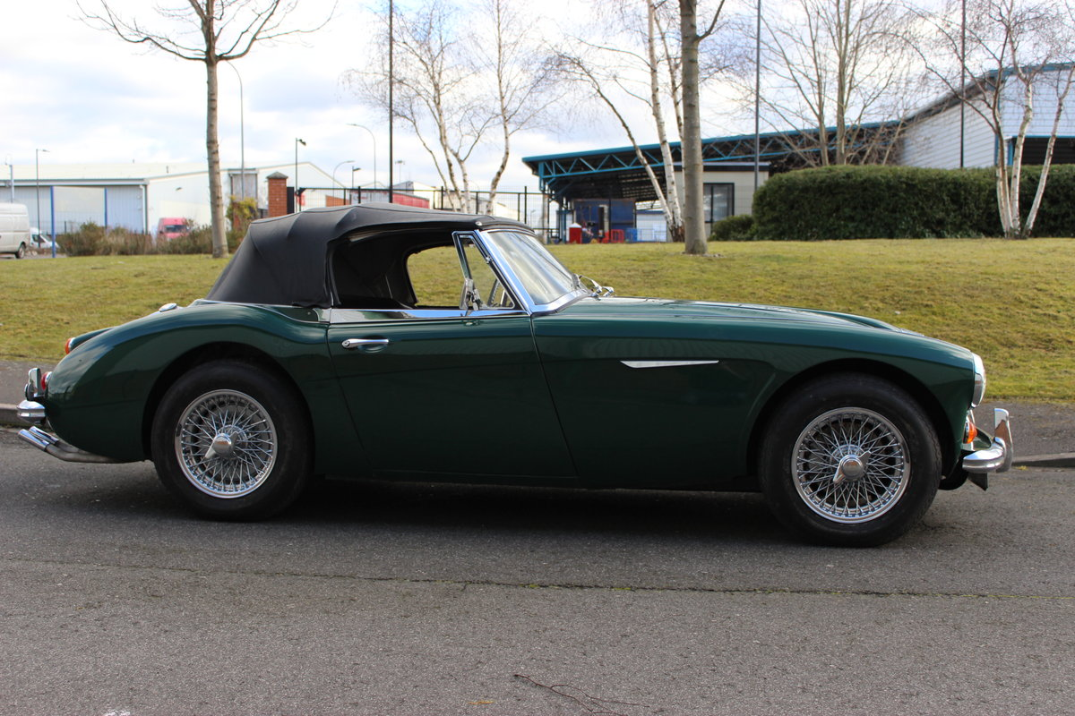 1967 Stunning example of a classic sports car  For Sale (picture 3 of 6)