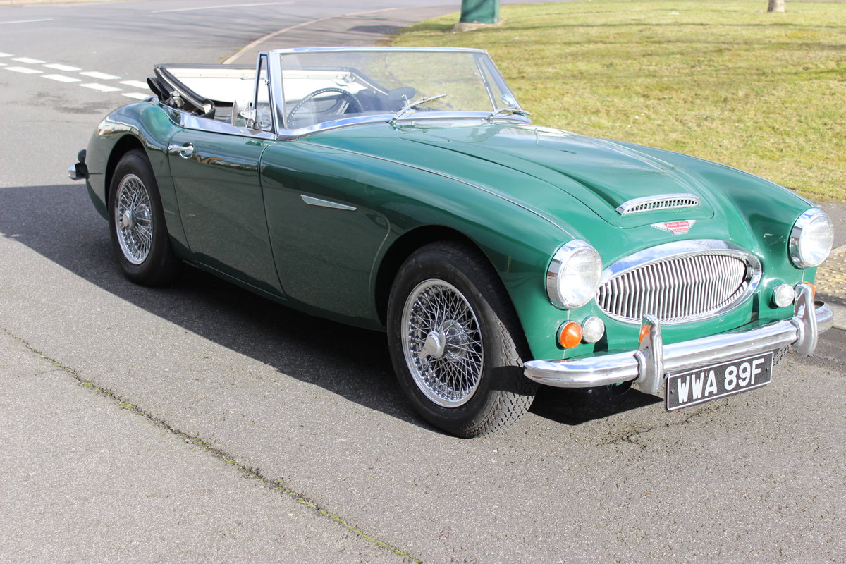 1967 Stunning example of a classic sports car  For Sale (picture 4 of 6)