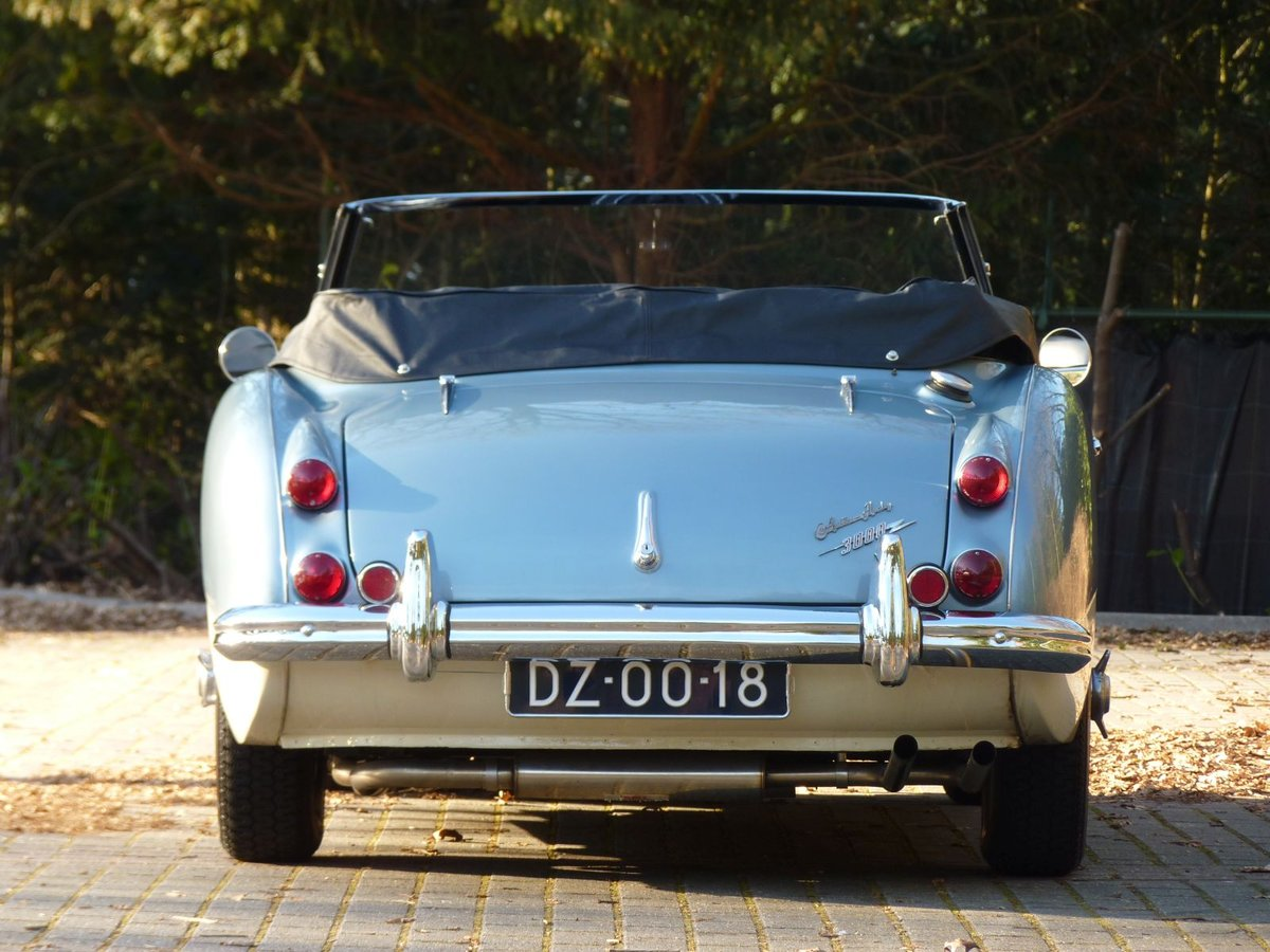 1966 Beautiful restored Austin Healey 3000 MKIII Ph2 Restored! For Sale (picture 4 of 6)