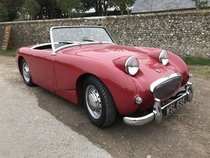 1959 Austin Healey Sprite Mk 1 - Price adjusted SOLD