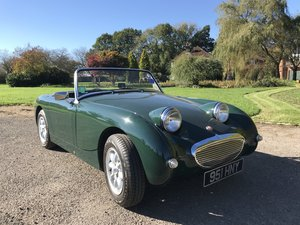 1960 Austin-Healey Sprite Mk 1 - original RHD  SOLD