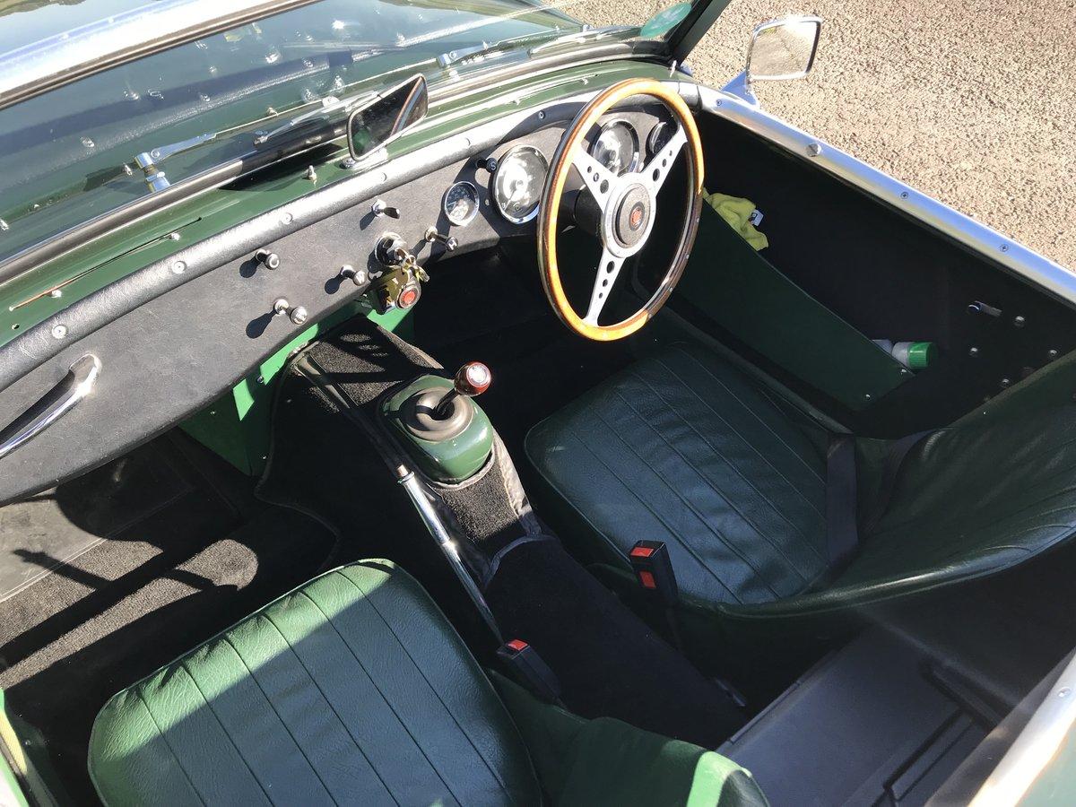 1960 Austin-Healey Sprite Mk 1 - original RHD  SOLD (picture 2 of 10)