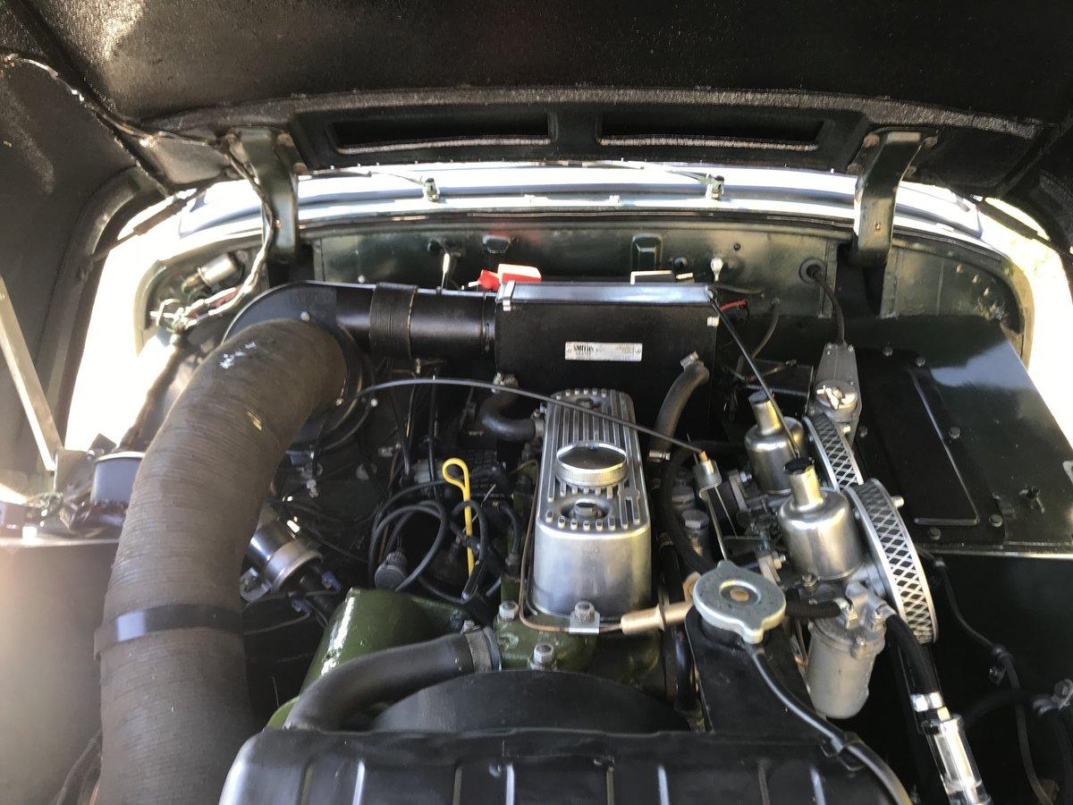 1960 Austin-Healey Sprite Mk 1 - original RHD  SOLD (picture 4 of 10)