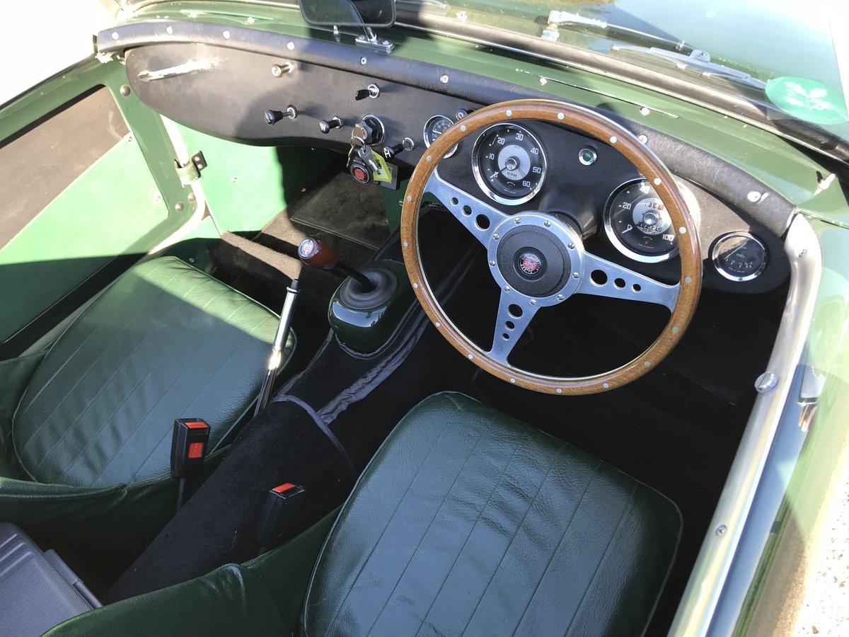 1960 Austin-Healey Sprite Mk 1 - original RHD  SOLD (picture 5 of 10)