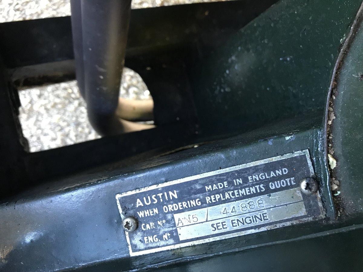 1960 Austin-Healey Sprite Mk 1 - original RHD  SOLD (picture 6 of 10)