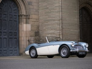 1961 Austin Healey 3000 MKII BN7 - 2 seater Tri-Carb  For Sale