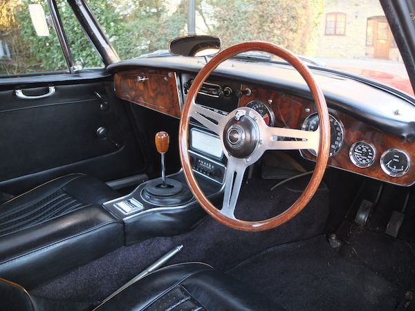 1967 Austin Healey 3000 MK III Convertible For Sale (picture 4 of 6)