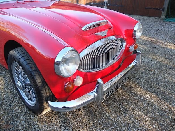 1967 Austin Healey 3000 MK III Convertible For Sale (picture 5 of 6)