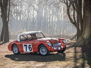 The ex-Works, Moss/Wisdom, 1960 Liege-Rome-Liege Winning car For Sale