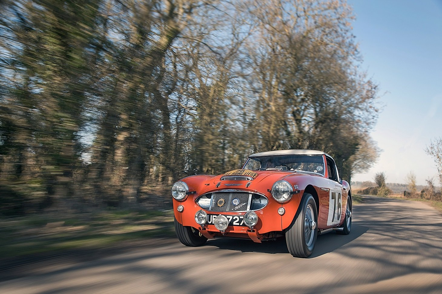The ex-Works, Moss/Wisdom, 1960 Liege-Rome-Liege Winning car For Sale (picture 6 of 6)