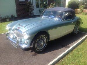 1964 Austin Healey BJ8 For Sale