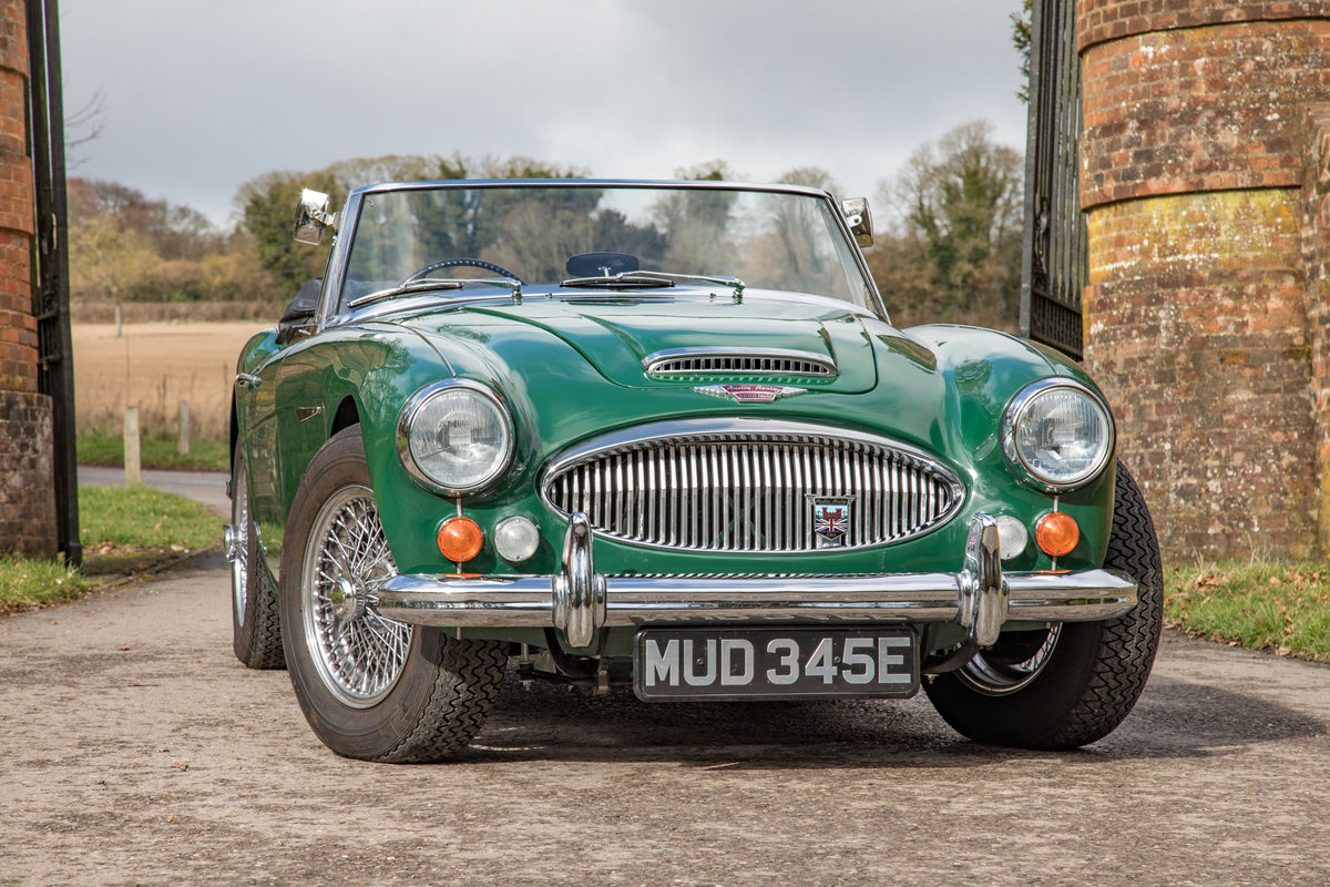 1967 Austin Healey 3000 MkIII | UK RHD, 1,000 Miles Since Resto SOLD (picture 1 of 6)