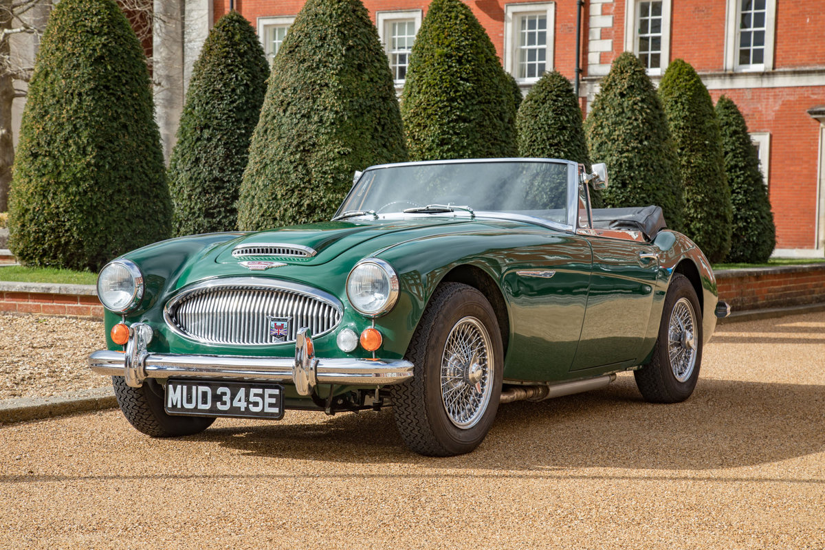 1967 Austin Healey 3000 MkIII | UK RHD, 1,000 Miles Since Resto SOLD (picture 2 of 6)