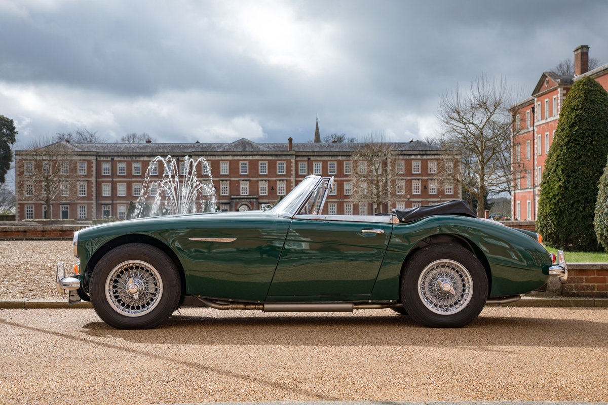 1967 Austin Healey 3000 MkIII | UK RHD, 1,000 Miles Since Resto SOLD (picture 3 of 6)
