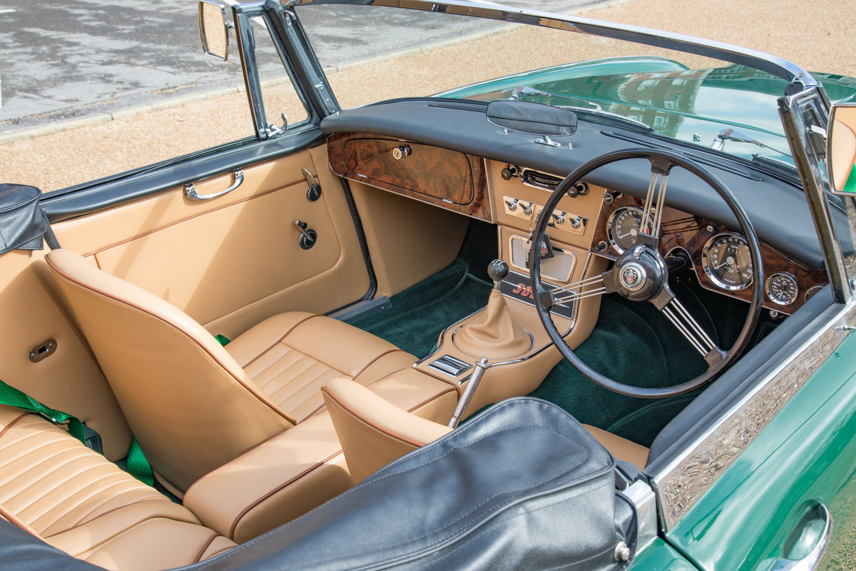 1967 Austin Healey 3000 MkIII | UK RHD, 1,000 Miles Since Resto SOLD (picture 5 of 6)
