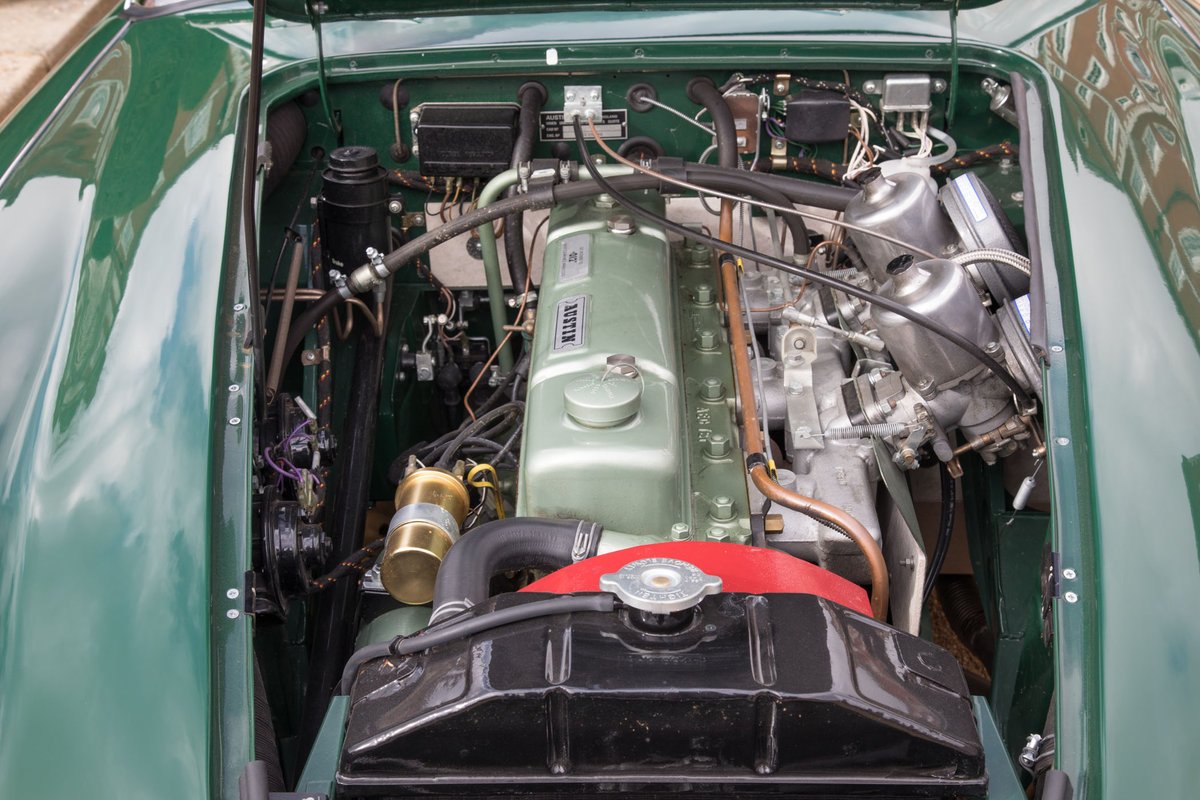 1967 Austin Healey 3000 MkIII | UK RHD, 1,000 Miles Since Resto SOLD (picture 6 of 6)