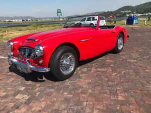 1963 Immaculate restored Austin Healey For Sale