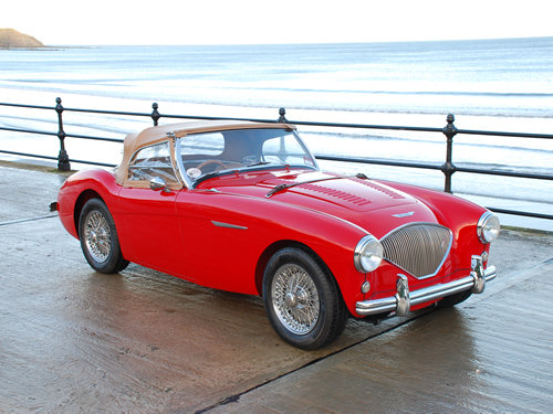 Austin Healey 100/4 BN1 1955.  For Sale (picture 1 of 6)