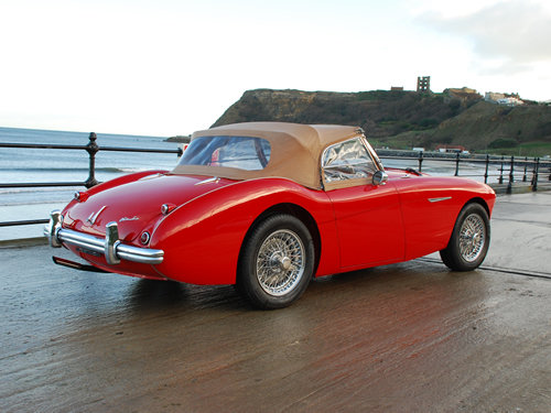 Austin Healey 100/4 BN1 1955.  For Sale (picture 2 of 6)