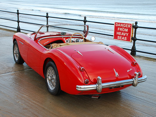 Austin Healey 100/4 BN1 1955.  For Sale (picture 4 of 6)