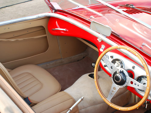 Austin Healey 100/4 BN1 1955.  For Sale (picture 6 of 6)