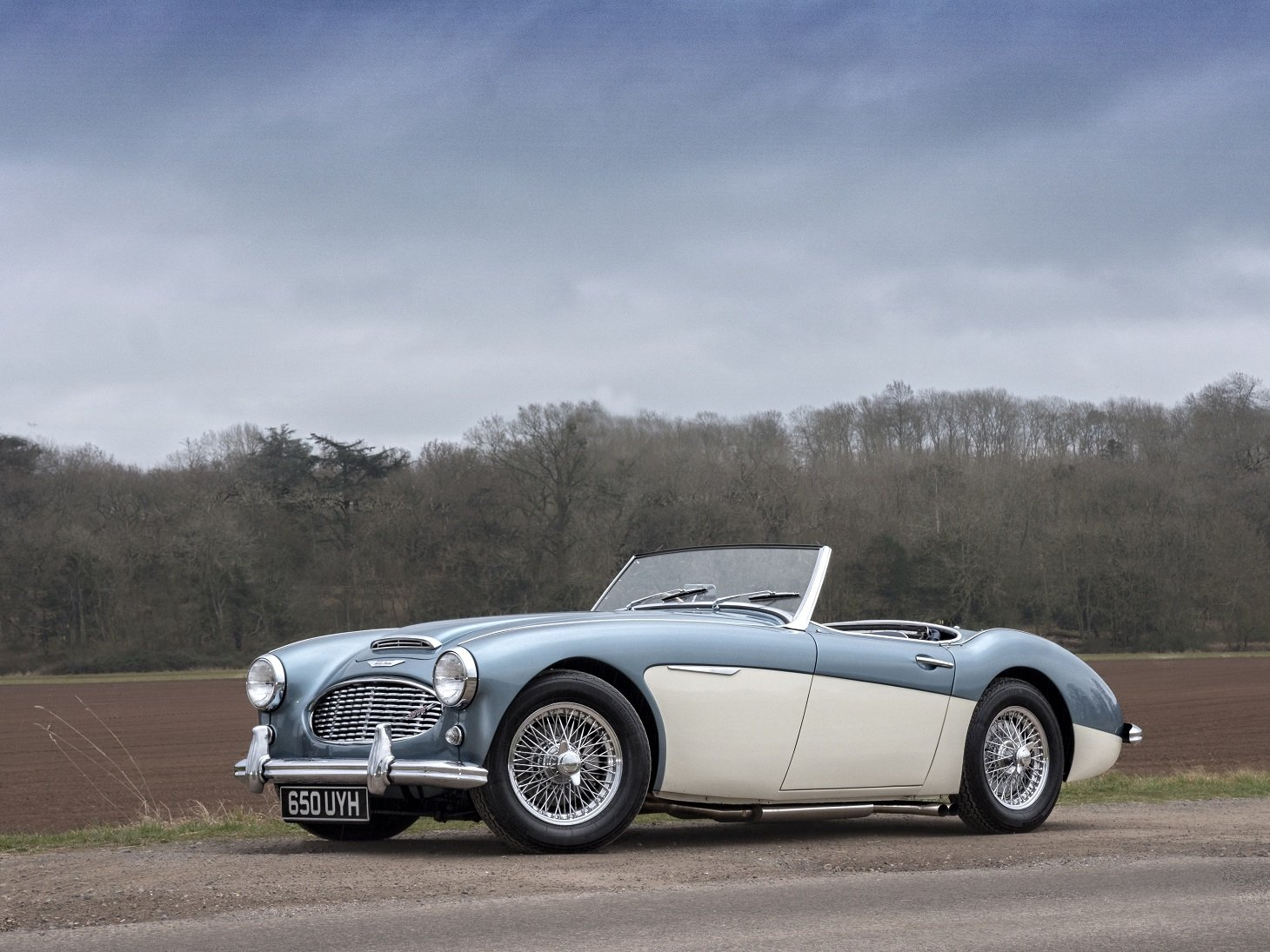 1959 Austin Healey 3000 MKI BN7 2-Seater For Sale (picture 1 of 6)