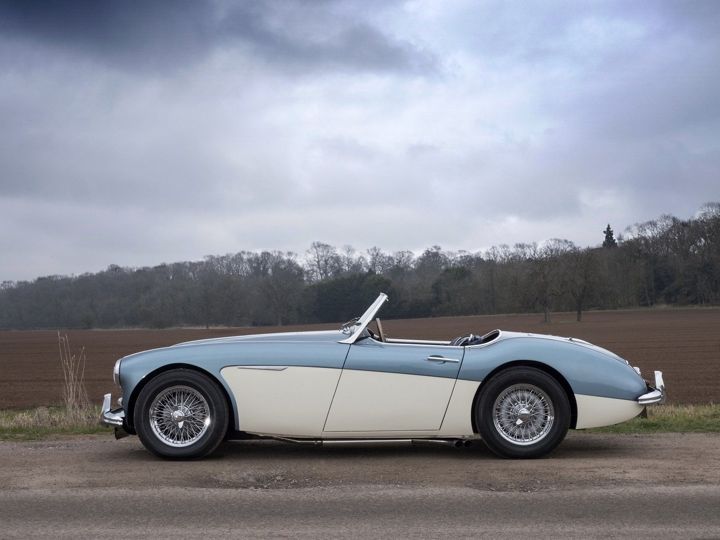 1959 Austin Healey 3000 MKI BN7 2-Seater For Sale (picture 2 of 6)
