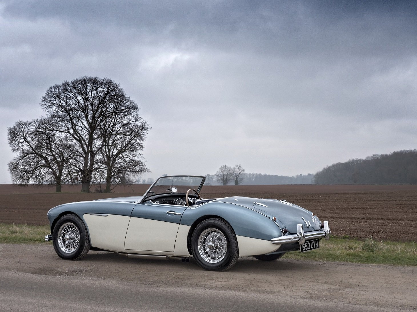 1959 Austin Healey 3000 MKI BN7 2-Seater For Sale (picture 3 of 6)