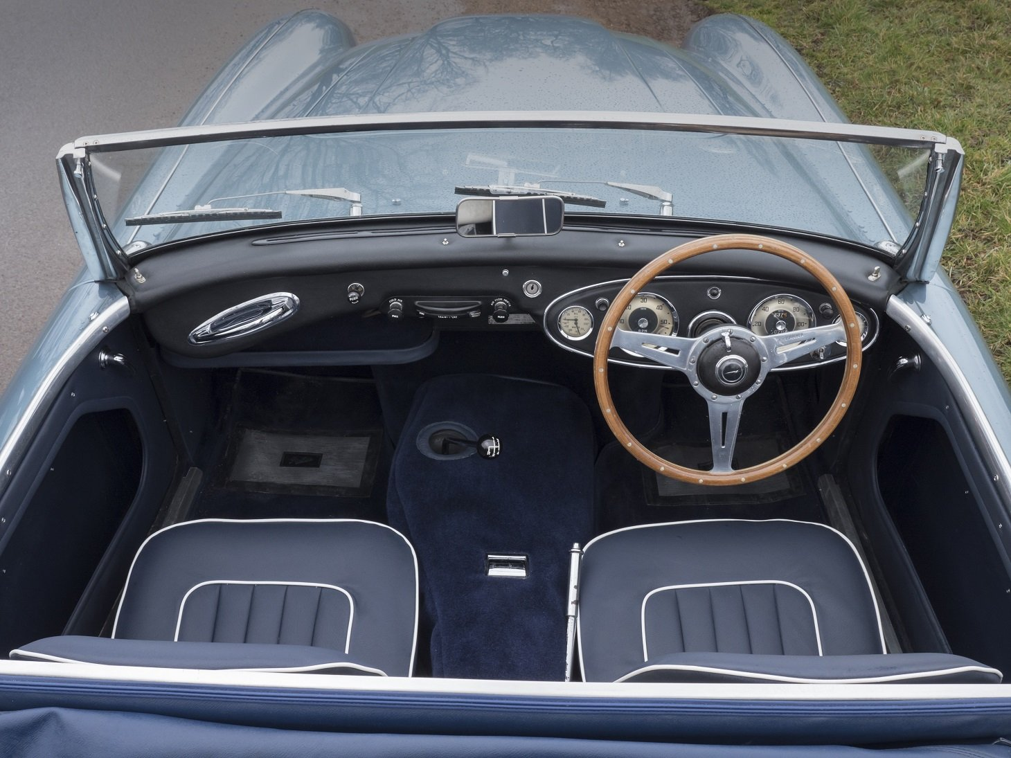 1959 Austin Healey 3000 MKI BN7 2-Seater For Sale (picture 4 of 6)