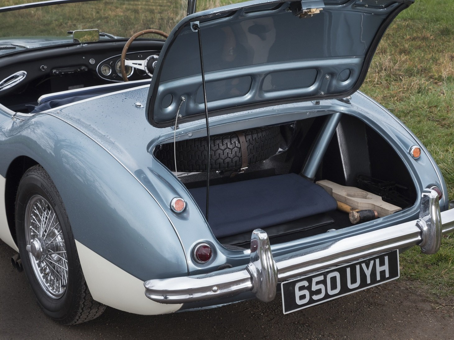 1959 Austin Healey 3000 MKI BN7 2-Seater For Sale (picture 5 of 6)