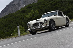 1959 A truly unique Austin Healey 100-6 BN4 For Sale