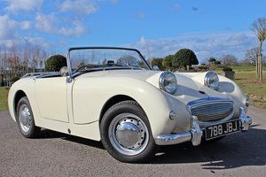 1961 Austin Healey Frogeyed Sprite For Sale