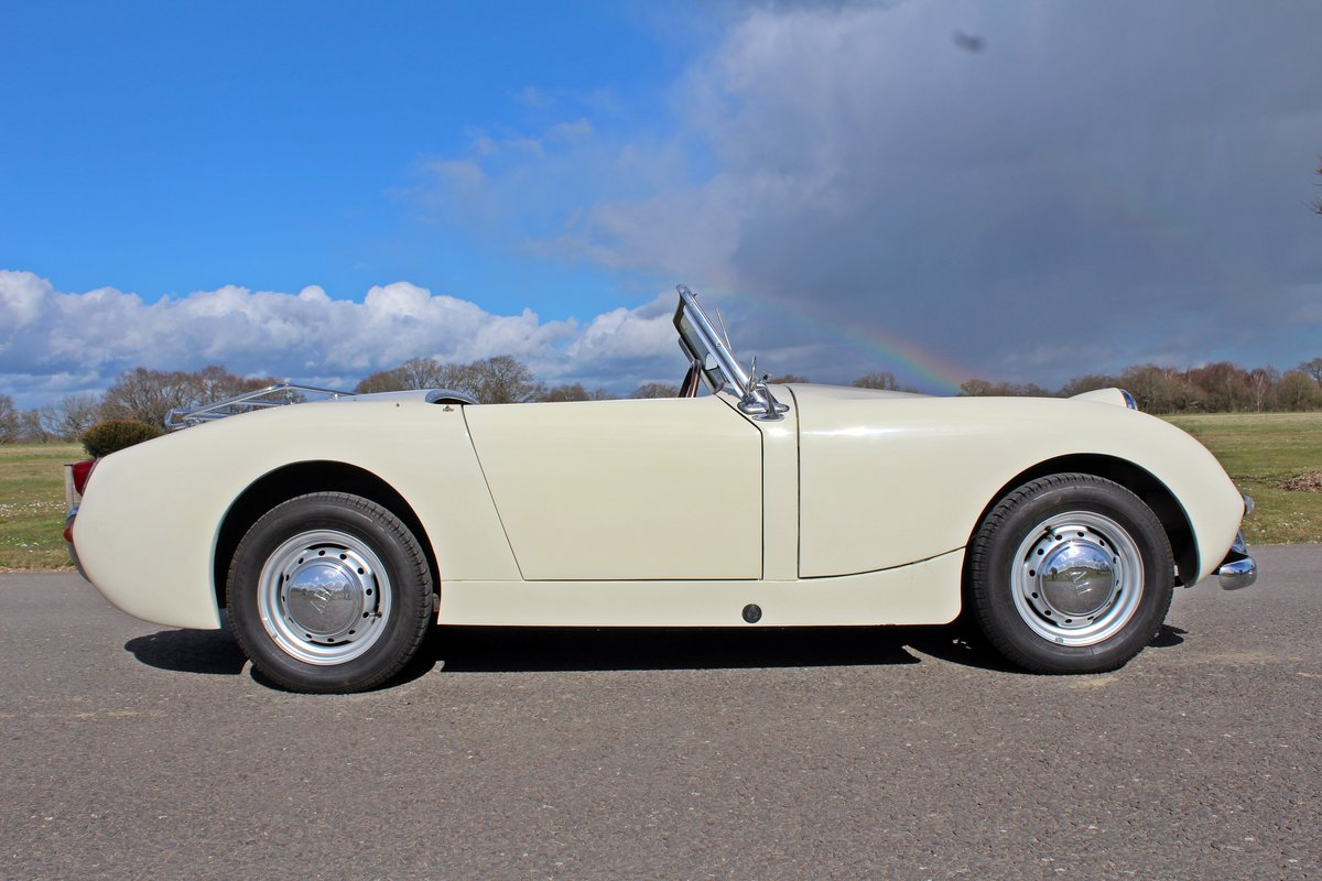 1961 Austin Healey Frogeyed Sprite For Sale (picture 2 of 6)