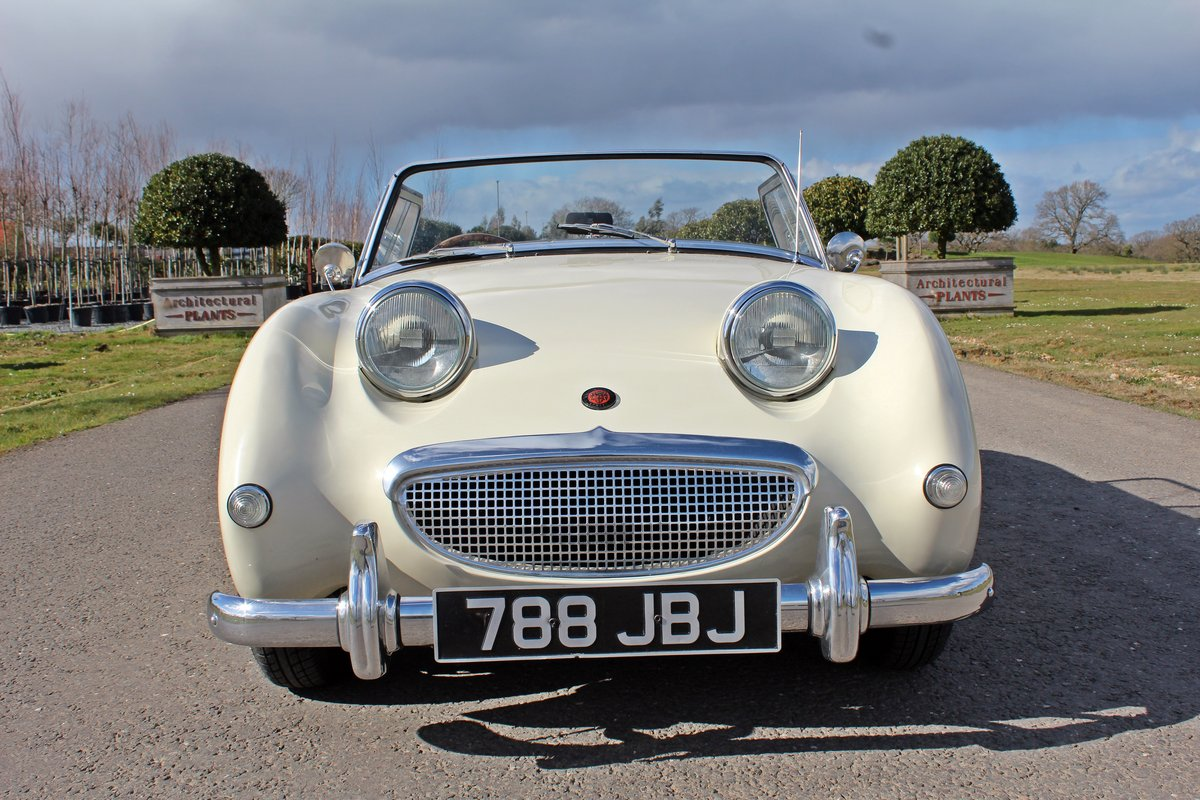 1961 Austin Healey Frogeyed Sprite For Sale (picture 3 of 6)