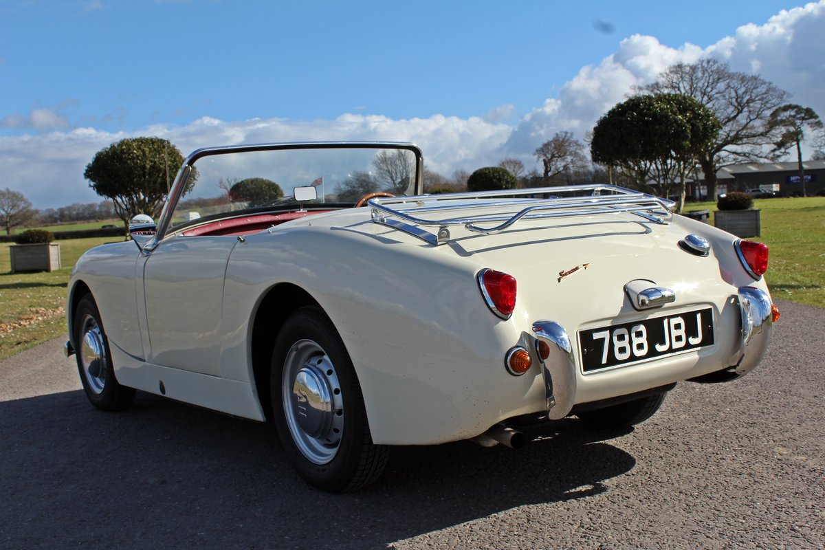 1961 Austin Healey Frogeyed Sprite For Sale (picture 6 of 6)