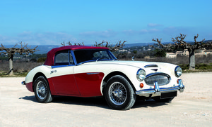 1964 Austin-Healey 3000 MKIII BJ8 LHD For Sale by Auction