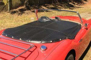 1959 Austin Healey 100-6 = Clean Red(~)Tan driver $37.5k For Sale (picture 3 of 6)