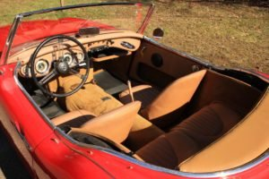 1959 Austin Healey 100-6 = Clean Red(~)Tan driver $37.5k For Sale (picture 5 of 6)