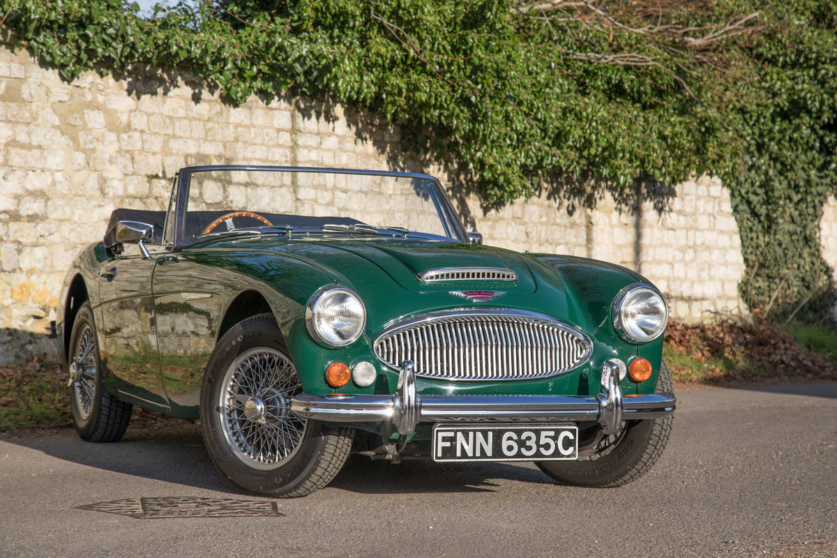 1965 Austin Healey 3000 MkIII | Restored & Highly Original SOLD (picture 1 of 6)