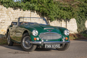 1965 Austin Healey 3000 MkIII | Restored & Highly Original SOLD