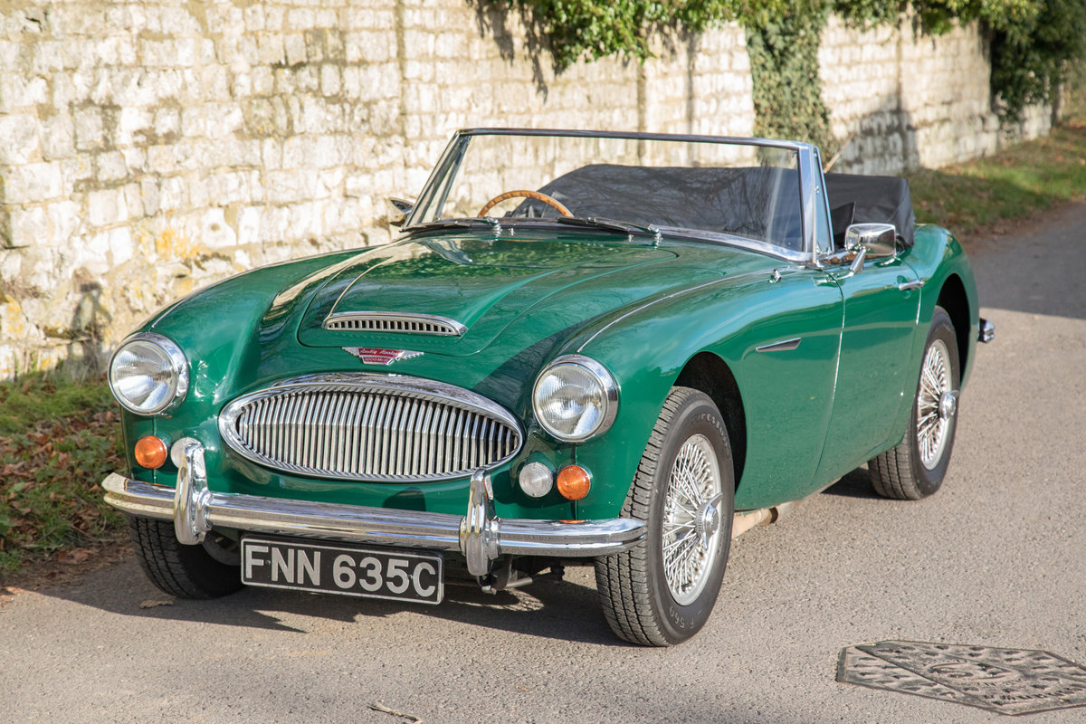 1965 Austin Healey 3000 MkIII | Restored & Highly Original SOLD (picture 3 of 6)