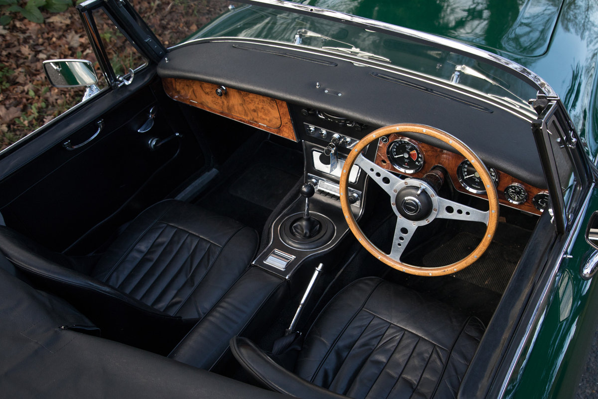 1965 Austin Healey 3000 MkIII | Restored & Highly Original SOLD (picture 5 of 6)