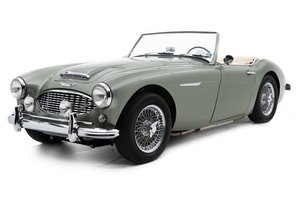 1961 Austin Healey 3000 BT7 = All Restored Grey LHD $75k For Sale