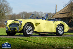 Austin Healey MK IIa, 1963 SOLD
