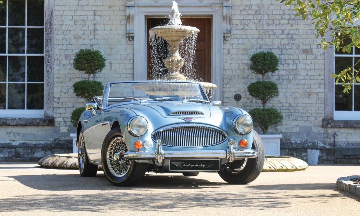 1965 SOLD RHD PROJECT SIMILAR REQUIRED - Austin Healey 3000 Mk3 SOLD (picture 1 of 1)