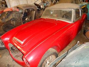 1964 AUSTIN HEALEY 3000 MARK 2  RUST FREE REPAINTED CAR For Sale